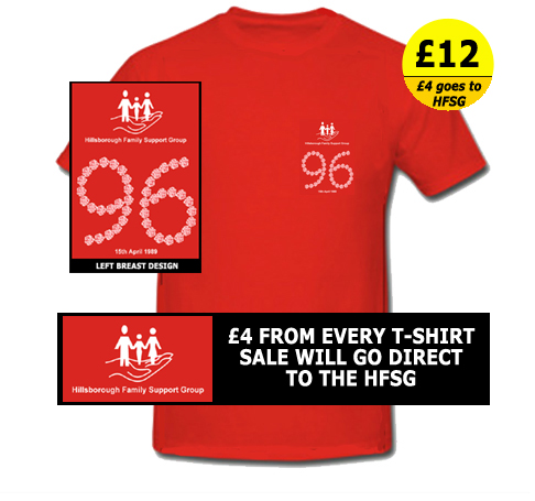 Justice for the 96 Tee