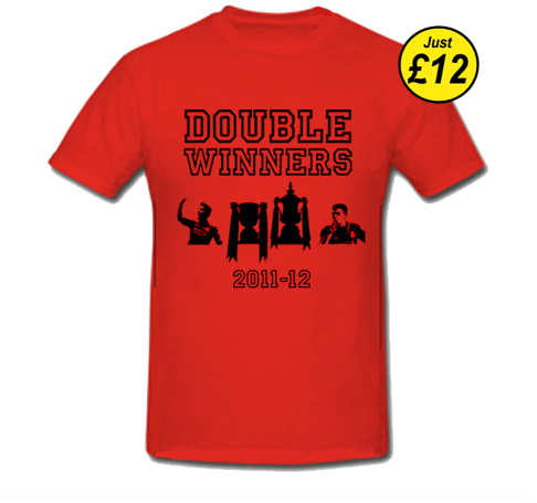 Double Winners Tee