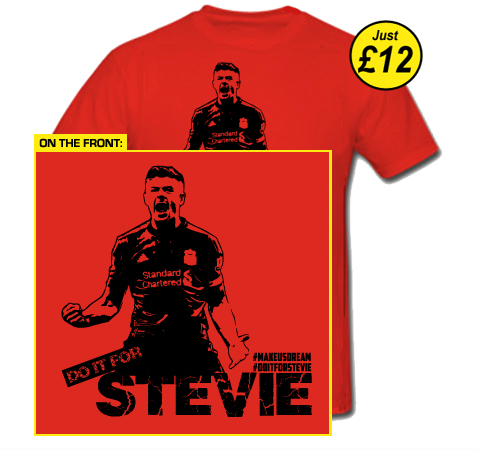 Do it for Stevie