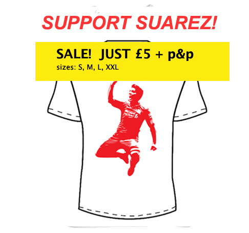Support Luis Suarez